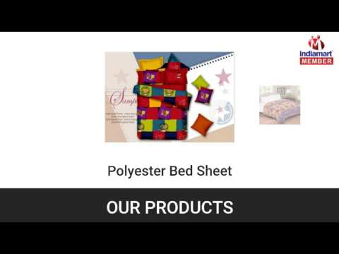 Bed Sheets And Bed Covers by Sausun Inc., New Delhi
