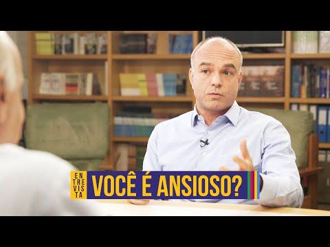 Psiquiatra Rodrigo Bressan tira dúvidas sobre ansiedade em entrevista para Drauzio Varella