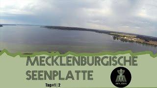 Erste Drohnenaufnahmen ?! |Mecklenburgische Seenplatte Am Plauer See