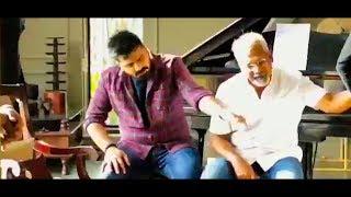 CCV - Making of Ethi | Simbu, Maniratnam | Chekka Chivantha Vaanam Movie