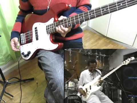 """""""The Phantom Of The Opera""""  Bass Played With Larry Graham"""