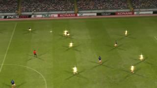 Pro evolution soccer 2011: TRICKS AND GOALS