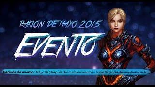 RAKION EVENTO DE MAYO 2015 - LAS CHANCES REGRESAN NUEVO COLLAR PRO Y MAS