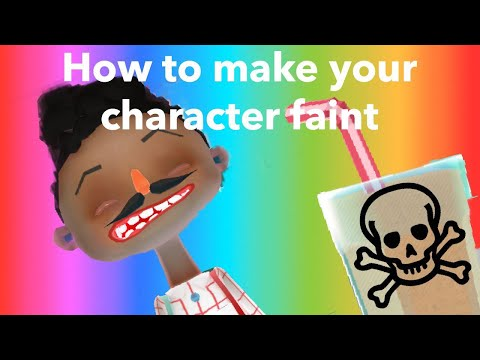 How To Make Your Character Faint In Toca Kitchen 2