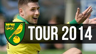 HIGHLIGHTS: Regional Select XI 0-13 Norwich City