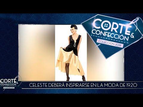 """Corte y confección - Programa 14/08/19 - Desafío: """"La moda según pasan los años"""""""
