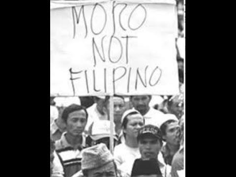 Moor not Filipino (Moro) !