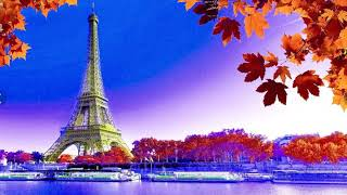Осень в Париже... Стихи Яков Баст, муз. и исп. #СамуилФрумович