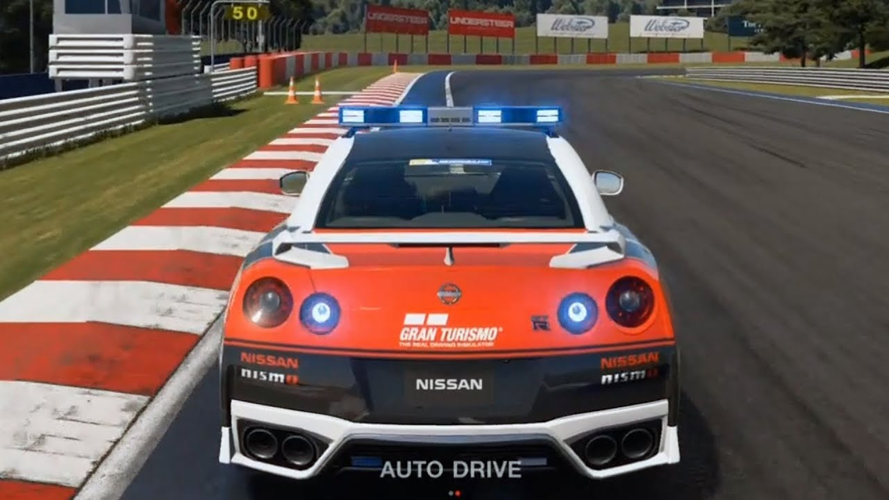 gran turismo sport nissan gt r safety car test drive gameplay ps4 hd 1080p60fps youtube. Black Bedroom Furniture Sets. Home Design Ideas