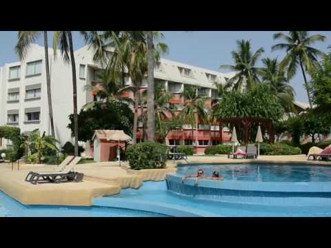 video, hotel Palm Beach, Senegal, TUI