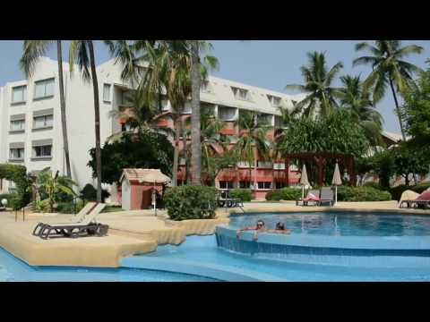 video, hotel Palm Beach, Senegal, TUI