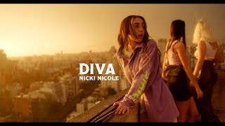 Nicki Nicole - Diva (Video Oficial)
