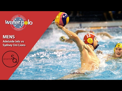 Adelaide Jets vs Sydney University Lions | Mens | National Water Polo League