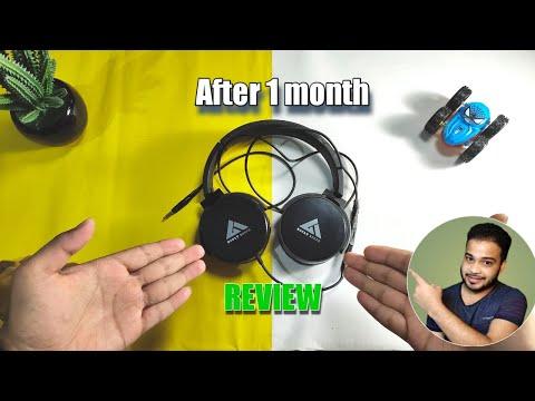 Boult Audio Bassbuds Q2 Review 2021🤩 1 month mai Itna problem ☹️😡