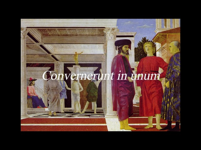 3 minutes d'art - La Flagellation du Christ de Piero della Francesca, épisode 3/4