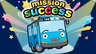 Tayo der kleine Bus - Spiel-Animation - Tayo muß tanken