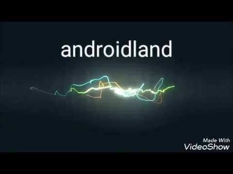 Nueva serie (intro) androidland
