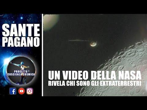 VIDEO DELLA NASA RIVELA LA VERA NATURA DELLE CIVILTÀ EXTRATERRESTRI - Sante Pagano