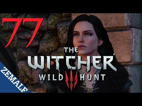Let's Play The Witcher 3 - Part 77 - Long Live the King