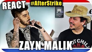 ZAYN MALIK - Pillow Talk - ONE DIRECTION - Marcio Guerra Reagindo Music Live React