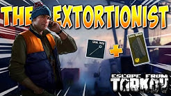 """Skier """"The Extortionist"""" Task Guide (Hidden Valuable Cargo + KEY!)   Escape From Tarkov"""