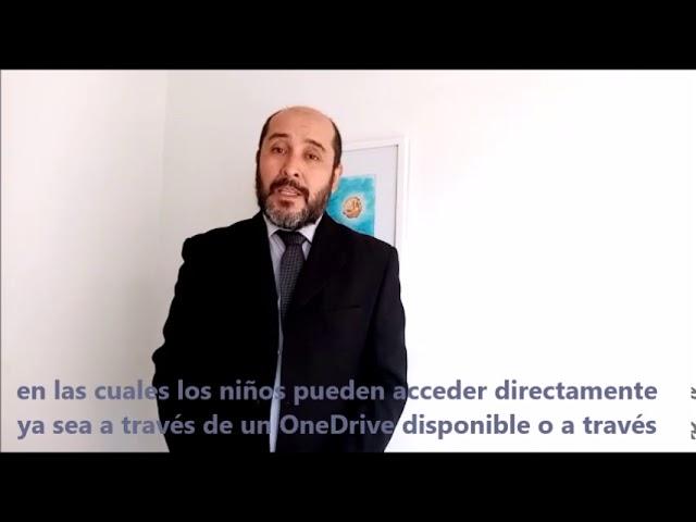 Mensaje de nuestro Jefe del Depto. de Matemáticas del Colegio Pumahue Chicureo