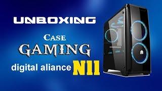 UNBOXING-Case N11 Digital Aliance
