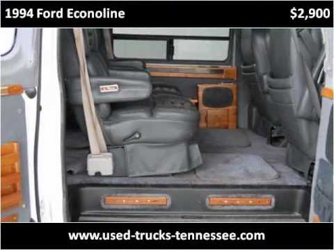 1994 ford econoline used cars shelbyville tn youtube for Young motors shelbyville tn