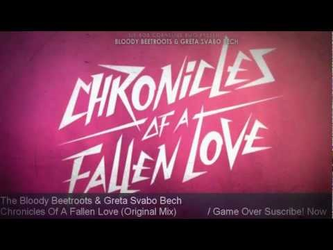 The Bloody Beetroots - Chronicles of a Fallen Love (feat. Greta Svabo Bech) [Audio Official]