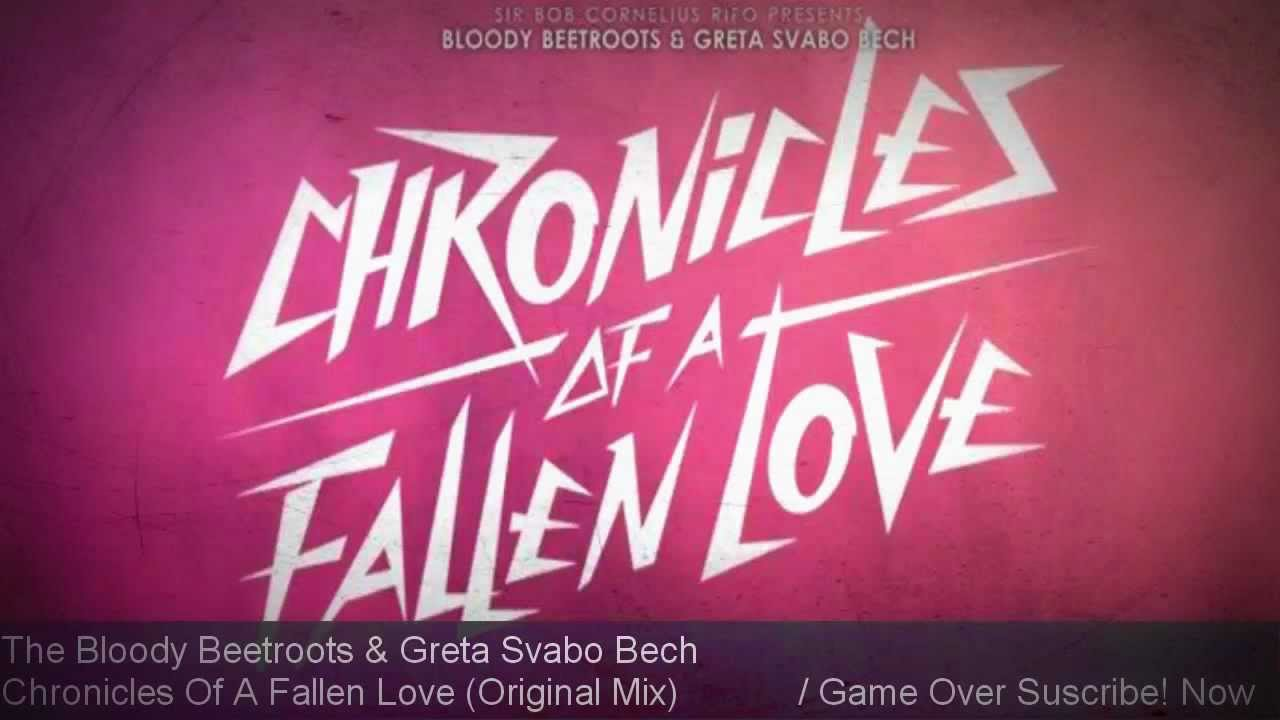 c227a1230002 The Bloody Beetroots - Chronicles of a Fallen Love (feat. Greta Svabo Bech)   Audio Official  - YouTube