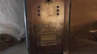 Сделано в СССР - Обзор Телевизор ТК-1 СССР 1938 год