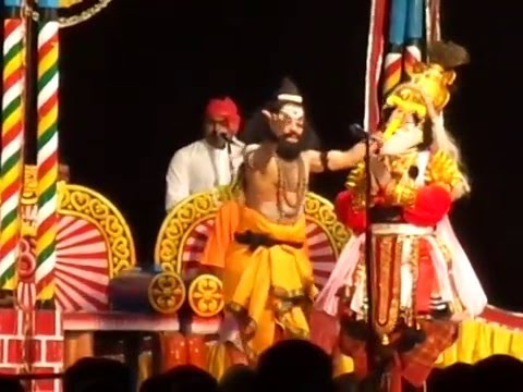 yakshagana mandarthi mela ... seetha kalyana