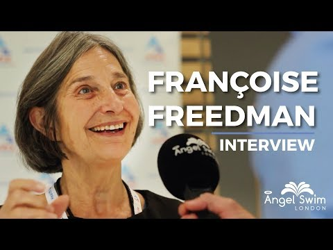 Dr Francoise Freedman Interview | Angel Swim London