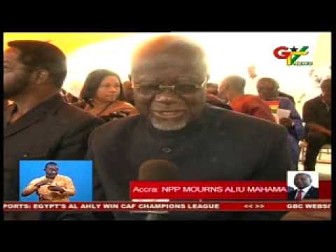 NPP Mourns Aliu Mahama