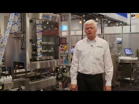 AFM's Shrink Sleeving Solutions On Display At Pack Expo Las Vegas 2019
