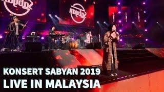 KONSERT SABYAN 2019 LIVE IN MALAYSIA MP3
