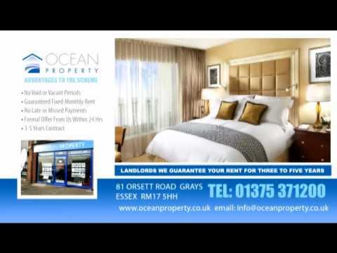 Rent Guarantee TV Advert Ocean Property