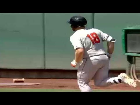 Fresno's Reed launches his 34th homer