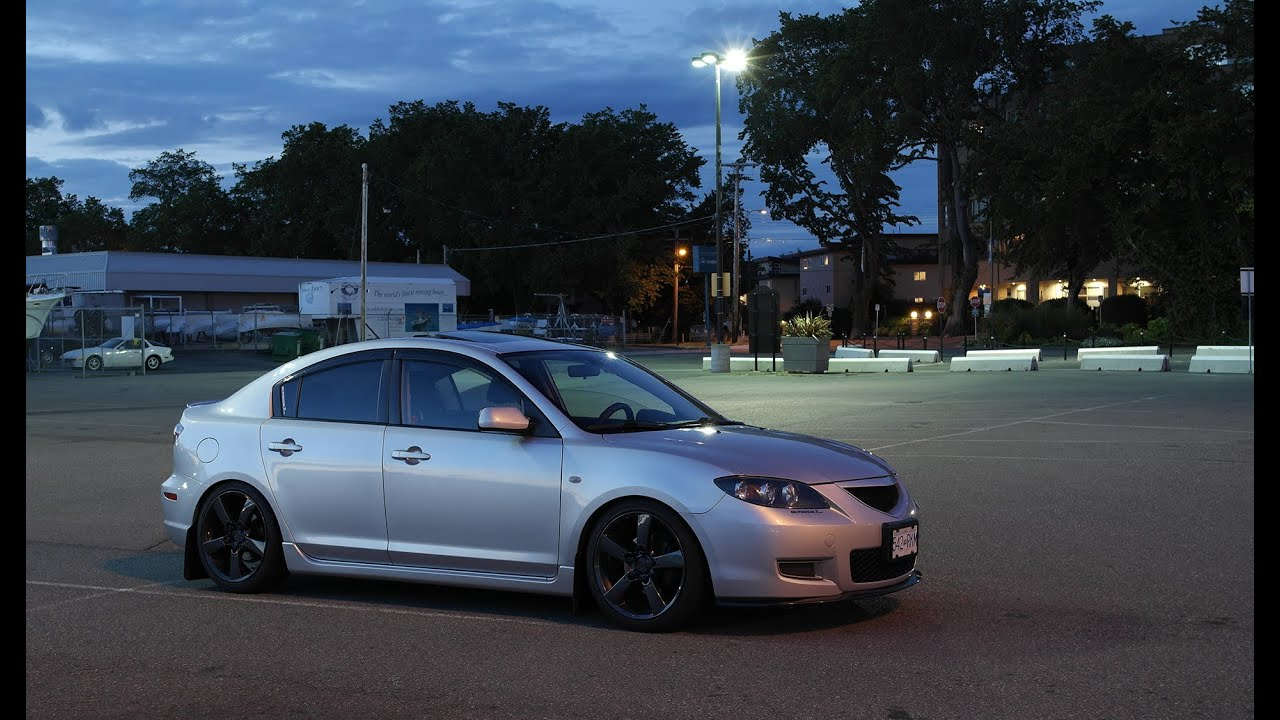corksport exhaust on mazda 3 gs 2.0l - youtube