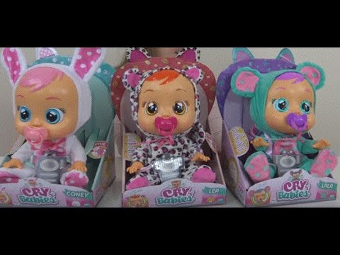 Bebes Llorones Cry Babies Mu 241 Ecas Que Lloran De Verdad