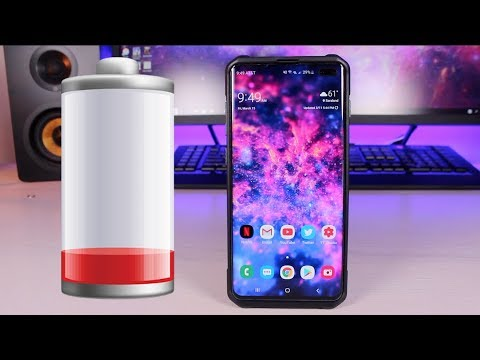 Galaxy S10 / S10 Plus Battery Life Review How Good Is It? Does It Suck?
