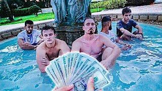 Ultimo A Sair Da Fonte Ganha R$5,000 !!! ‹ Jonvlogs ›