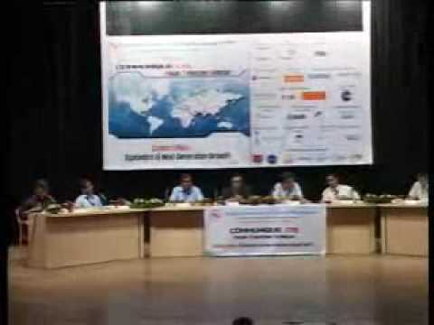 Panel Discussion Green technology from obligation to opportunities Asian Telecom Seminar , Communique 09 SITM PUNE