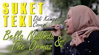 SUKET TEKI - Bella Nadinda & The Ormaz (Didi Kempot Cover) CONGDUT - Keroncong Dangdut Akustik