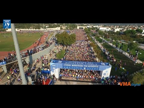 ATHENS MARATHON 2015 - OFFICIAL VIDEO by VMAdigital - Full HD