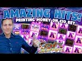 Genie Jackpots BIG WIN - Slots - Casino games (Online slots) from LIVE stream