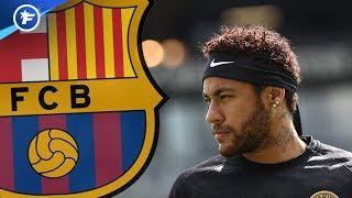Neymar met la pression au FC Barcelone | Revue de presse