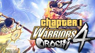 Warriors Orochi 4 English Story Mode Part 2 | Chapter 1 - Unfamiliar Enemies & Malevolent Star