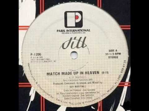 Jill - Match Made Up In Heaven