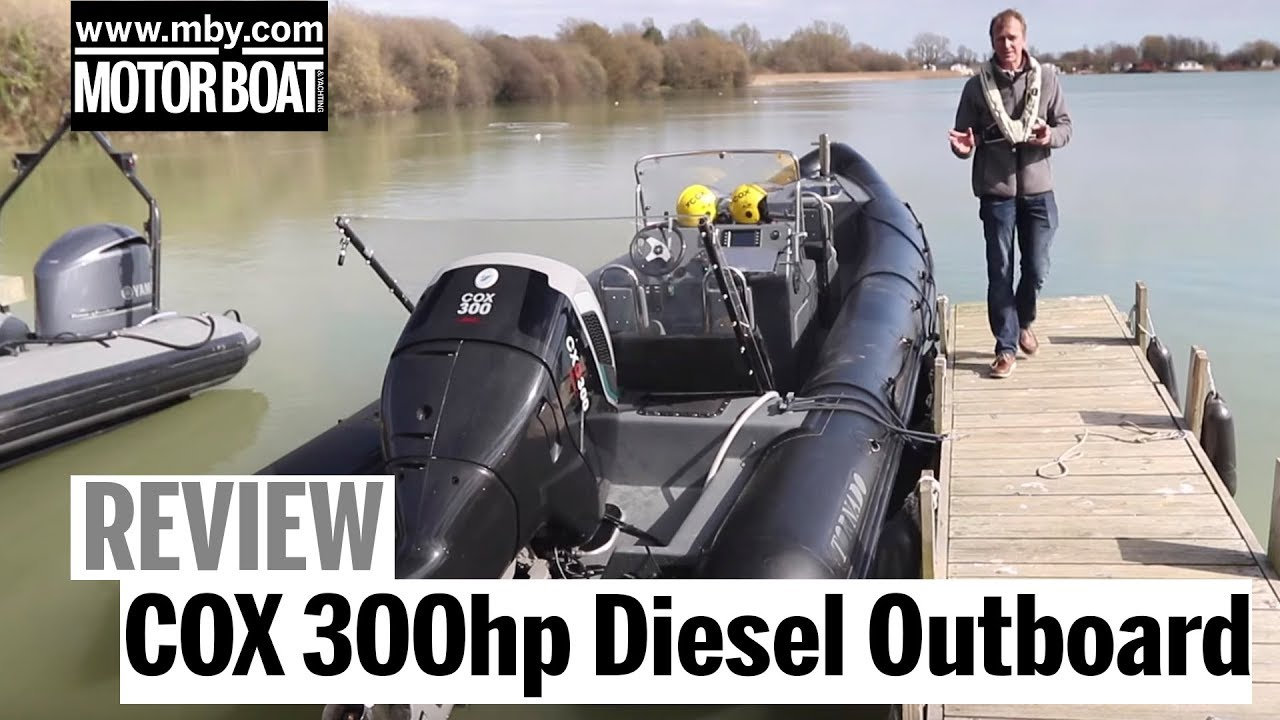 Diesel outboard head-to-head test: Cox CXO 300hp vs Oxe 200hp